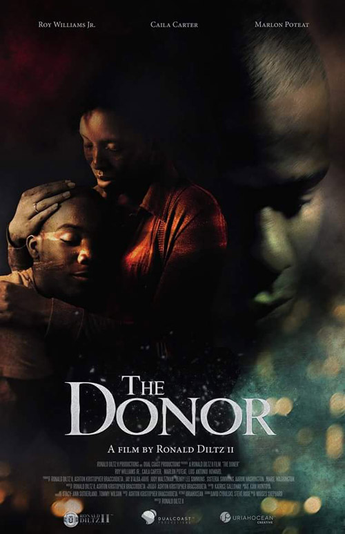 The Donor movie poster